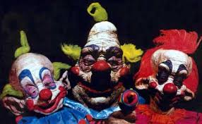 Image result for scary clowns + images