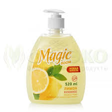 <b>Жидкое туалетное мыло Magic</b> Boom &quot; Лимон &quot