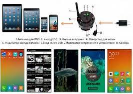 <b>Lucky</b> FF3309 Wi Fi — купить <b>подводную</b> видеокамеру в ТопРадар ...
