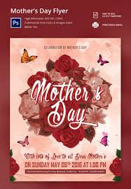 15 beautiful mother s day flyer templates designs editable mothers day flyer template