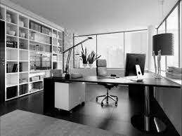 modern office interior design offices black contemporary home office