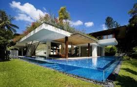 Simple tropical house plans design   Homes GallerySimple tropical house plans ideas