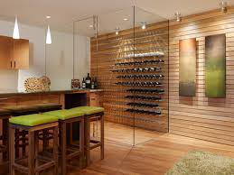 you dont need an entire room for your wine cellar if youre tight on basement space consider repurposing a closet or a small storage area basement wine cellar idea