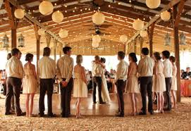 more pretty things that could potentially hang from the ceiling in the barn did anybody else make these in elementary school theyre super easy a barn wedding lighting