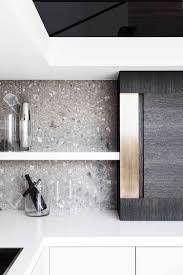 kitchen island integrated handles arthena varenna: obumex i modern kitchen i design i grey i