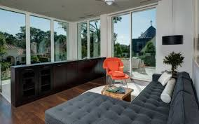 room ergonomic furniture chairs: view in gallery sectional sofa coupled with the womb chair to create an ergonomic appeal