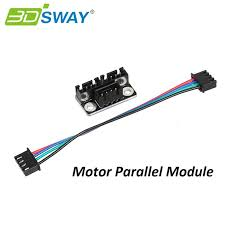 <b>3DSWAY 3D Printer Parts</b> Motor Parallel Module for Double Z Axis ...