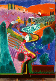 david hockney a painter enjoying new technologies digital meets photography