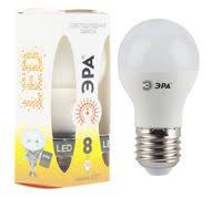 Купить Светодиодные лампы <b>ЭРА</b> недорого в интернет ...