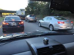attending a panthers monday night football game photo essay no we were not moving when i took this photo and yes that is a mini panthers helmet adhered to my dash