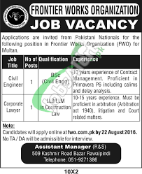 fwo jobs apply online for civil engineer lawyer type in google search fwo jobs