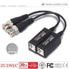 2019 New CCTV BNC to IP Transformer Passive <b>HD 1080P 4MP</b> ...