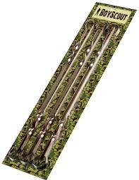 """<b>Набор плоских шампуров</b> """"<b>Boyscout</b>"""", длина 45 см, 6 шт — купить ..."""