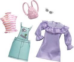 2019, <b>одежда для кукол</b> Барби Fashionistas
