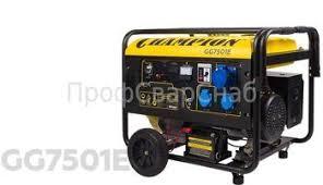 Купить <b>Генератор бензиновый CHAMPION GG7501E</b> с доставкой