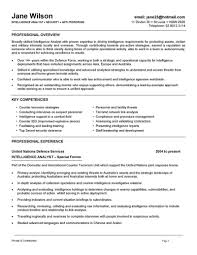 Resume Examples Business Analyst Resume Intelligence Analyst     SlideShare