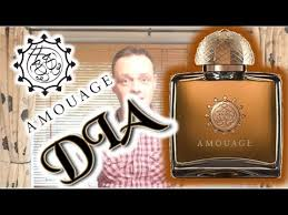 "<b>Amouage</b> ""<b>DIA Woman</b>"" Fragrance Review - YouTube"