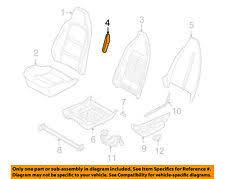 bmw oem 96 02 z3 seat belt guide right 52108410506 fits bmw z3 bmw z3 seat rail bushing