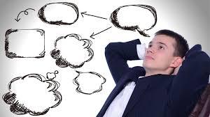 「考える」の画像検索結果