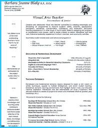 if you are seeking a job as an art teacher one of the teachers professional resumes provides online packages to assist teachers for resumes curriculum vitae cvs cover letters we offer a range of products