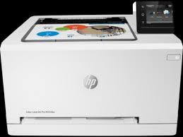Серия цветных <b>принтеров HP Color LaserJet</b> Pro M254 Загрузки ...