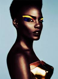 During one of my lazy afternoons thumbing through an issue of Harper's Bazaar UK I came across a series of glorious Grace Jones-inspired photographs ... - 6a00d834515c9769e2014e87f41b00970d-pi
