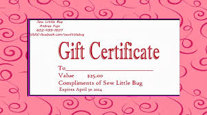 babywearing international of phoenix international 4 sew little bug 25 gift certificate