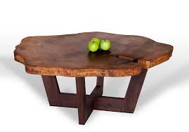 awesome wood stump coffee table diy wood stump table crafthubs myfurnituredepo awesome tree trunk coffee table