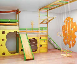 themed kids room designs cool yellow: kids jungle gym cool furniture ideas kids room furniture design playroom ideas