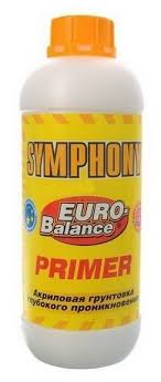 Грунтовка <b>Symphony EURO</b>-<b>Balance</b> Primer глубокого ...