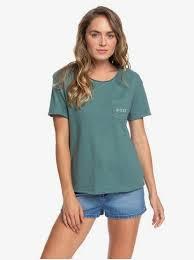 Женская <b>футболка с карманом</b> Star Solar ERJZT04796 | Roxy