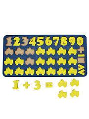 """Обучающий набор """"<b>Арифметика</b> Машинки"""" TAU TOY 7421068 в ..."""