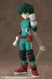 Figma 323 <b>Anime My Hero</b> Academia Character Midoriya Izuku ...