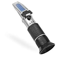 <b>Antifreeze Refractometer</b> for Glycol, Antifreeze, Coolant and Battery ...