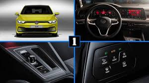 2020 VW Golf <b>8</b>: Here Are The Top 12 New Features