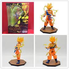 <b>6pcs</b> DHL Japan <b>Hot</b> Sales Anime 18CM <b>dragon ball</b> z Son Goku ...