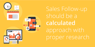 Perfect Sales Follow-up call Can Shorten Your Sales Cycle Sales follow-up
