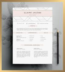 looking for a job you need one of these killer cv templates from this cv is feminine and well designed it s perfect for a creative job and will definitely ensure your cv stands out from the crowd