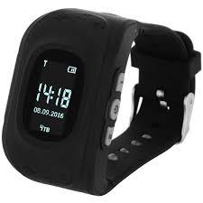 Купить <b>Часы</b> с GPS трекером <b>Jet KID</b> Start Black в каталоге ...