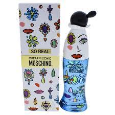 <b>Cheap</b> And Chic <b>So Real</b> by <b>Moschino</b> for Women - 3.4 oz EDT Spray