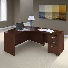 <b>Business Office</b> Pro Right Handed L-Shaped Desk with 3-Drawer ...