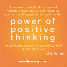 essay on power of positive thinking the power of positive thinking self realization