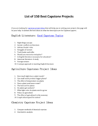 list of best capstone projects by jacob will issuu