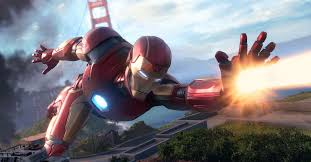 Square Enix's <b>Avengers</b> game looks like Destiny with <b>superheroes</b> ...