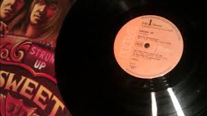 <b>SWEET</b> - Done Me Wrong Alright (<b>Strung</b> up live) HQ HiFi Vinyl ...