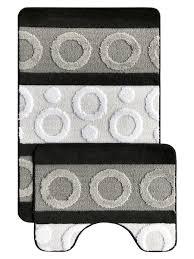 <b>Коврик для ванной</b> Lemis (комплект, размер <b>50х80см</b> и 40х50 см ...