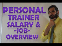 personal trainer salary fitness instructor income job duties education certified fitness trainer salary