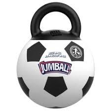 «<b>Игрушка</b> для собак <b>GIGwi Jumball</b> мяч с ручкой 26 см» — Товары ...