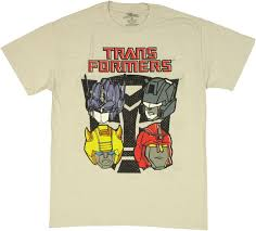 Transformers - <b>Transformers Autobot Helmets</b> T Shirt - Walmart.com ...