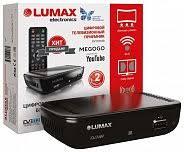 Цифровые <b>тюнеры DVB-T2 LUMAX</b> — купить по выгодной цене в ...